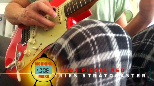 Episode 9 - 1962 Fiesta Red Stratocaster