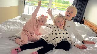 WE GAAN NAAR FRiESLAND TOE!  | Bellinga Vlog #1758