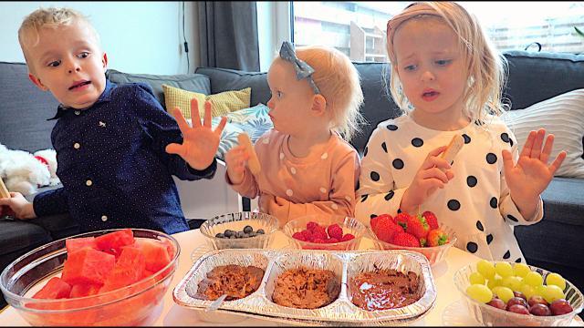 CHOCOLADEFONDUE VRESELiJK MiSLUKT!  | Bellinga Vlog #1608
