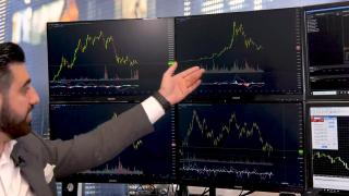 Ondernemerslounge (RTLZ) | 4.3.03 | Maurice bij BeursPro / CryptoStrategie