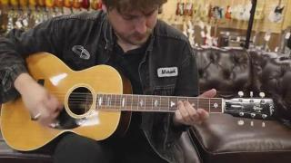 Guitar of the Day Gibson Nick Lucas Guitar Custom Made to Bob Dylan Specs
