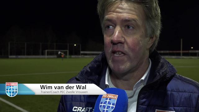 Samenvatting FC Twente Vrouwen - PEC Zwolle Vrouwen