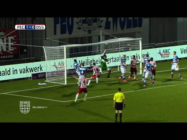 Samenvatting PEC Zwolle - FC Oss