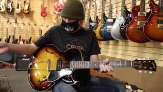 Guitar of the Day: 1959 Gibson ES-225 Sunburst