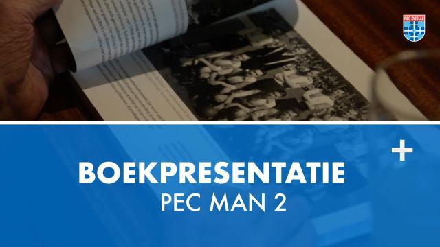 Boekpresentatie PEC Man2