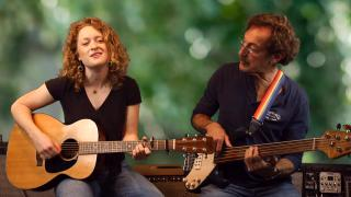Nextdoor Sessions: Freebo & Alice Howe; 'You Just Never Know'