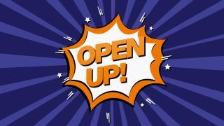 Open Up!  BBL