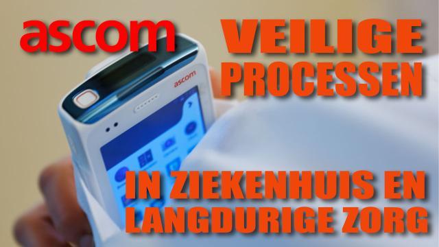 Thema ICT in de Zorg - Ascom Nederland