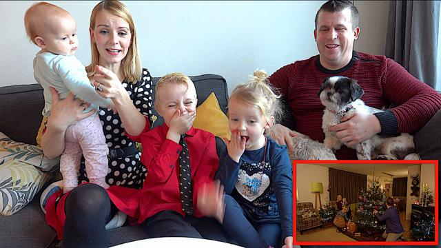 REAGEREN OP  MAKiNG OFF DROOMBOOM ViDEOCLiP   Bellinga Kerstwens Video