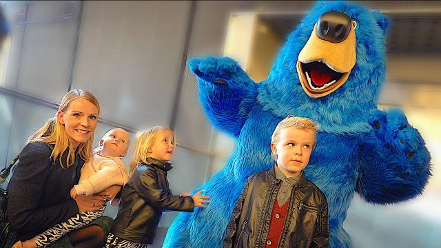 DiT ZAG HiJ NiET AANKOMEN!  ( wonderpark) | Bellinga Familie Vloggers #1333