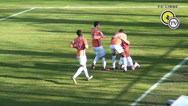 FC Lisse - ONS Sneek