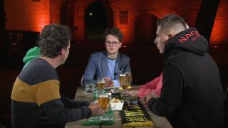 VVOG Late Night - DVS'33 tegen VVOG
