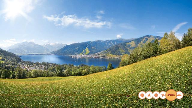 Zwitserland, Frankrijk & Duitsland