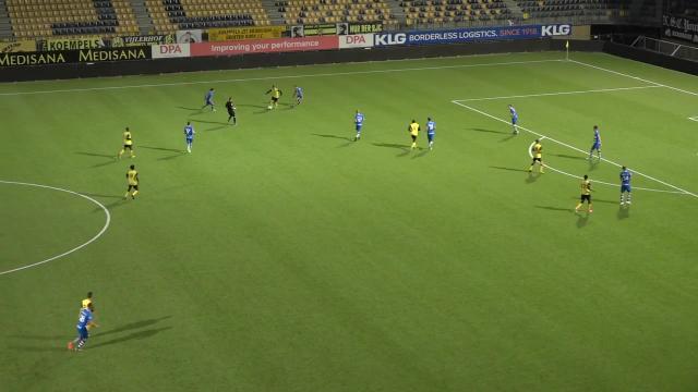 Jong PEC Zwolle wint eerste bekerwedstrijd van Jong Roda JC Kerkrade