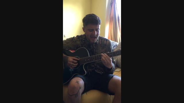 Vero Great Guitar Contest Selection Week 1: Calum Jack Taylor