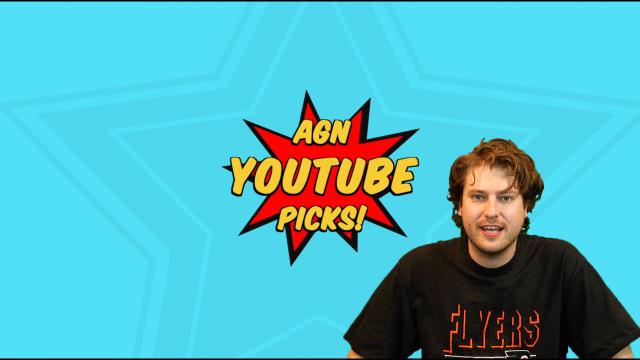 AGN Youtube Picks:_Michael Lemmo (Again...!)_'Angel'