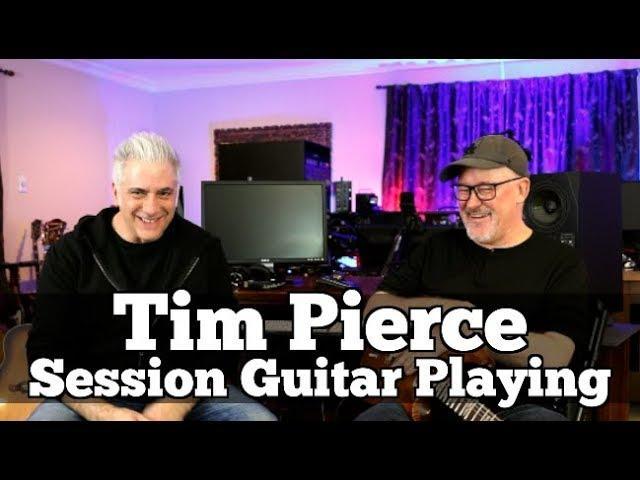Rick Beato interviews Tim Pierce.