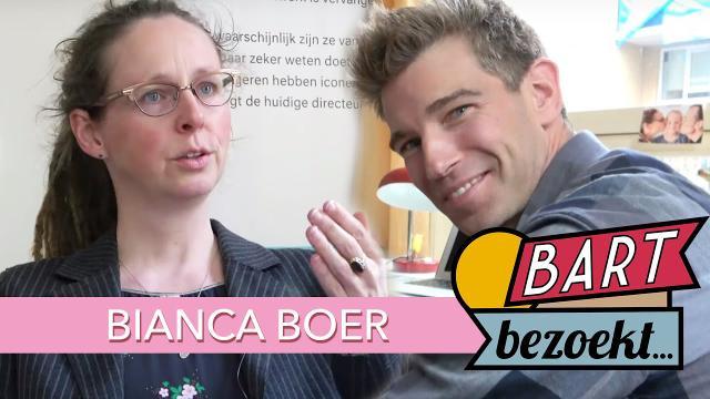 Bart Bezoekt - Bianca Boer over haar boek Draaidagen