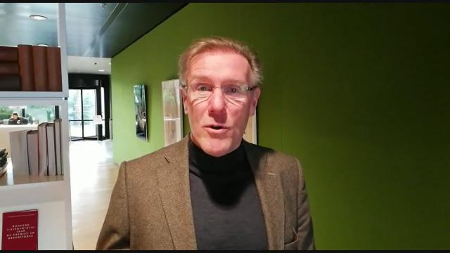 Hans van Breukelen ambassadeur van stichting Support Casper