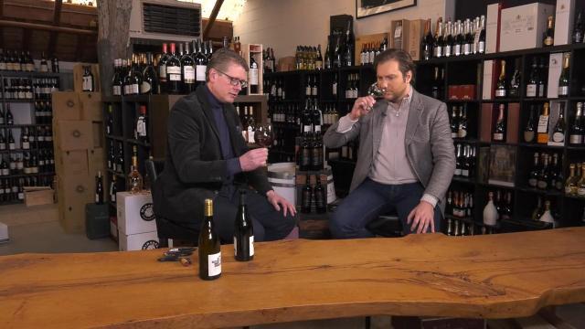 Ondernemerslounge (RTL7) | 3.4.05 | Maurice bij WEXXS Wijnen Blaricum