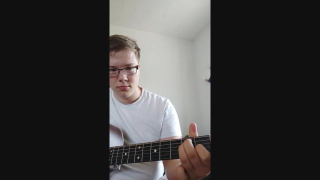 Vero Great Guitar Contest Selection Week 1: Markus Laursen