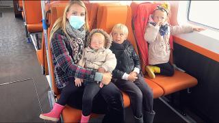 LUXY VALT HiERVAN iN SLAAP OP DE WADDENZEE   | Bellinga Vlog #1759