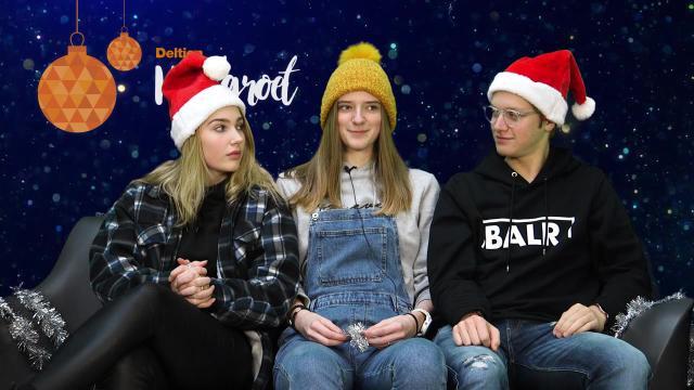 Deltion kerstgroet