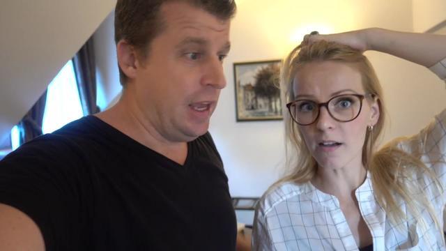 LOGEREN iN EEN KASTEEL?  ( of toch niet)   Bellinga Familie Vlog #1121