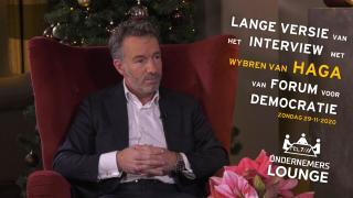 Ondernemerslounge (RTL7) | Jan Cees Vogelaar van FvD | LANGE VERSIE