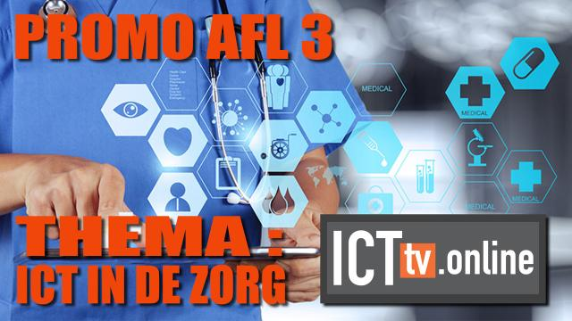 Promo Aflevering 3 - ICT in de Zorg