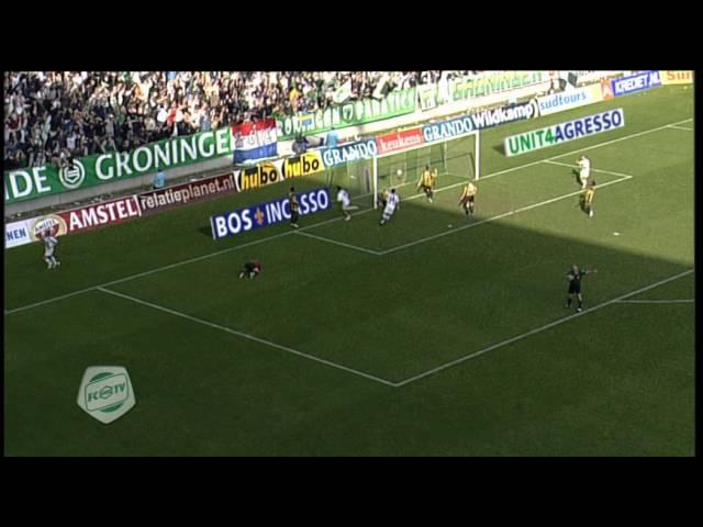 De spectaculaire overwinning op Vitesse in 2006