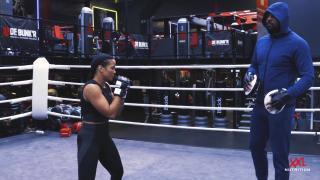 "Pro MMA Fighter Denise Kielholtz ""Miss Dynamite"""