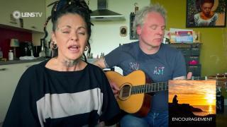 DILANA & JEFF ZWART in ENCOURAGEMENT - Behind Closed Doors