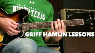 Griff Hamlin Lessons The II-V Turnaround