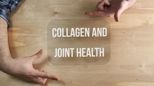Keto 101 - Collagen and Joint Health