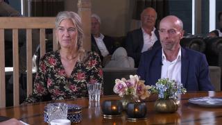 Ondernemerslounge (RTL7) | 1.4.09 | Harry van Houdt en Monique Londema