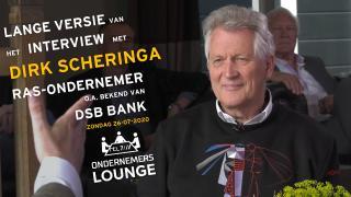 Ondernemerslounge (RTL7) | Ondernemer Dirk Scheringa | LANGE VERSIE