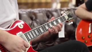 Michael Lemmo & Brandon Soriano playing two Gibson Les Pauls