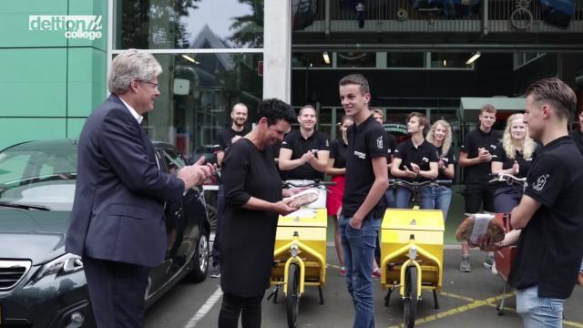 Manager Transport & Logstiek - verspreiding hartenbroden Ronald McDonald Huis
