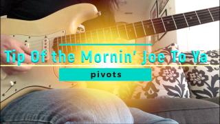 Tip Of The Mornin' Joe To Ya: Episode 3: Using 'Pivots' over the natural minor scale