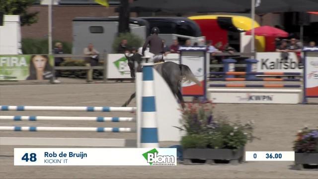 Blom - 4 jarigen - Kickin' It - Rob de Bruijn