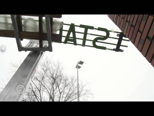 Oosterparkboog krijgt nieuwe plek