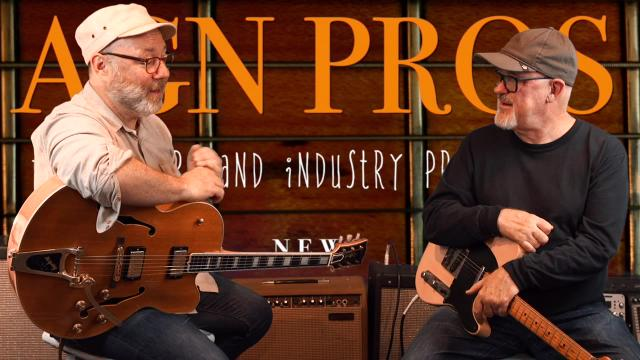 AGN Pros: Adam Levy & Tim Pierce