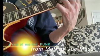 """Mornin' Joe Mass:  60"""" Funk Jam"""