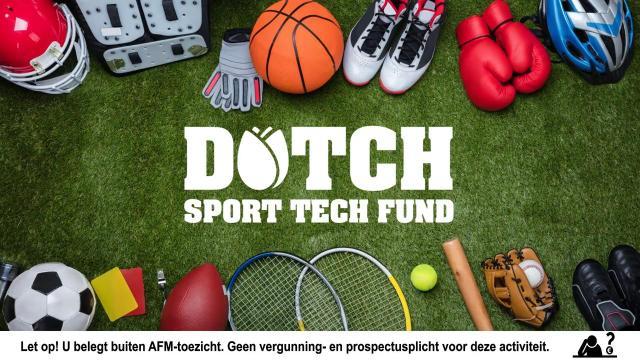 Ondernemerslounge (RTL7) | 3.5.06 | Maurice bij Dutch Sport Tech Fund