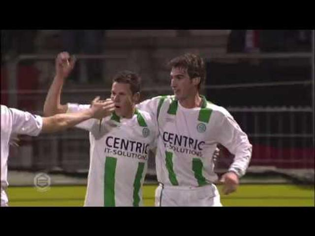 Historie Excelsior - FC Groningen