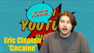 AGN Youtube Picks: Michael Lemmo: Eric Clapton;  'Cocaine'