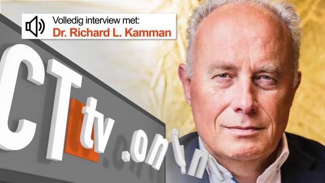 Podcast Interview Dr. Richard Kamman - CTO Prinses Maxima Centrum