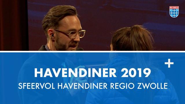 Sfeervol Havendiner Regio Zwolle 2019
