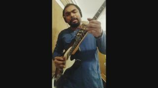 Arinjoy Sarkar: Blues in D Minor